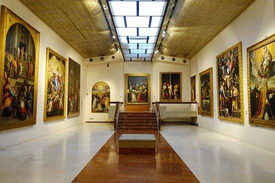 Una gran pinacoteca con abundantes obras maestras - Opiniones de ...