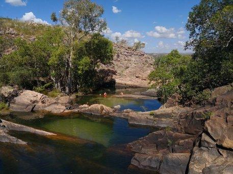 Gunlom Waterfall Creek (Kakadu National Park) - ATUALIZADO 2021 O que saber antes de ir - Sobre o que as pessoas estão falando - Tripadvisor