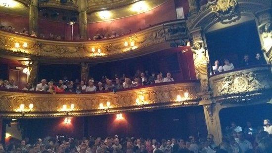 theatre a l italienne avis de