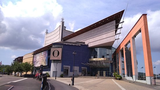 Göteborg Opera (Göteborgsoperan) (Gotemburgo) - Lo que se debe ...