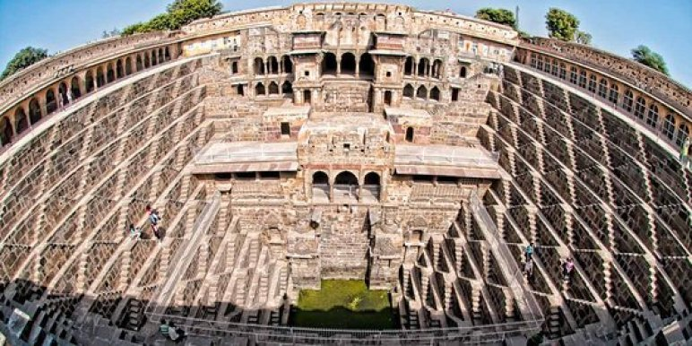 Image result for chand baori