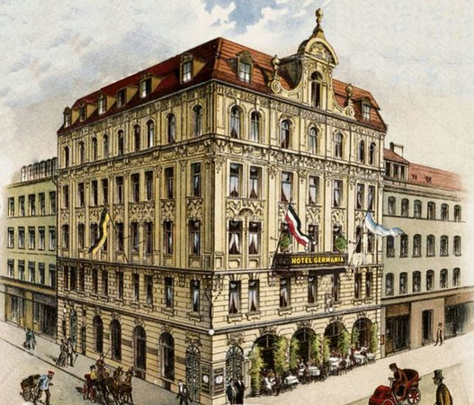 Germania Hotel Updated 2020 Prices Reviews And Photos Munich Germany Tripadvisor