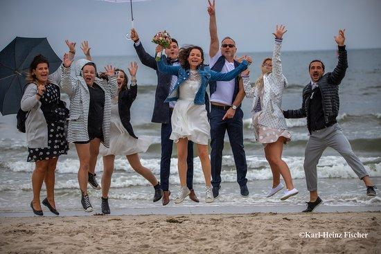 Fotograf Und Hochzeitsplaner An Der Ostsee Hochzeit Usedom Das Team