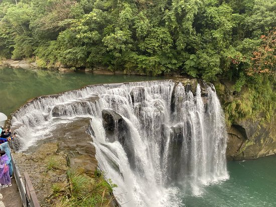 Image result for shifen waterfall