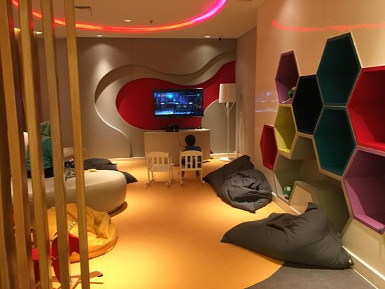 Kids Club With Video Game Room Picture Of Pullman Ciawi Vimala Hills Resort Megamendung Tripadvisor