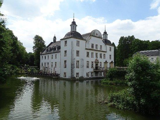 Schloss Borbeck Standesamt Das Wasserschloss Borbeck