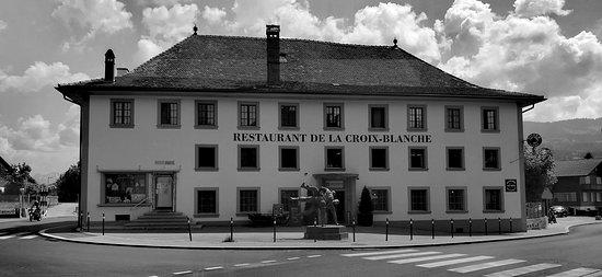 restaurant de la croix blanche le
