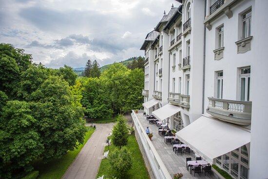 Restaurant Palace Sinaia, Sinaia, Romania