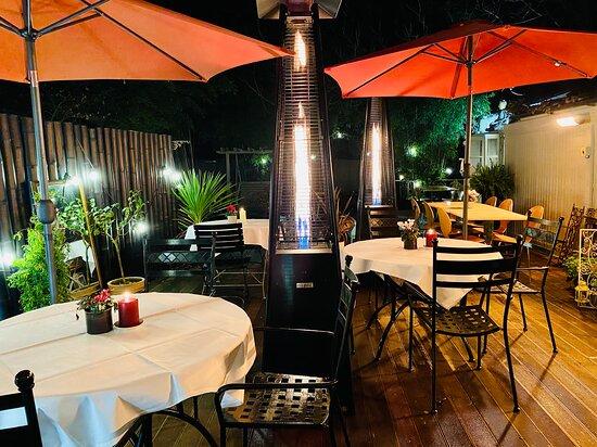 asiatique thai restaurant richmond