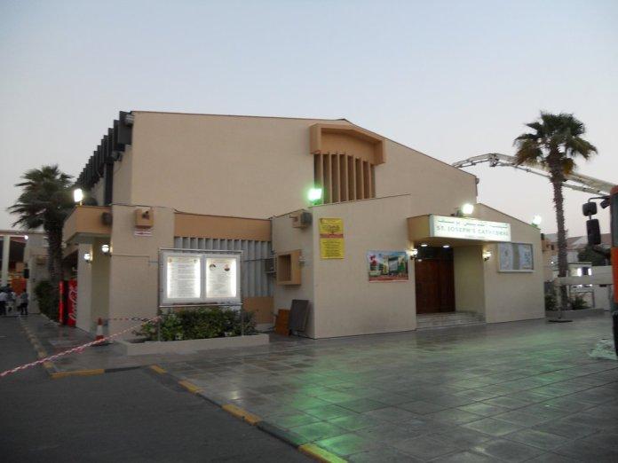 Abu Dhabi Kirchen