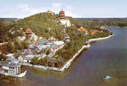 Istana Musim Panas, sebuah Taman Kekaisaran di Beijing