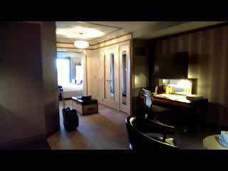 terrace one bedroom - video of the cosmopolitan of las vegas