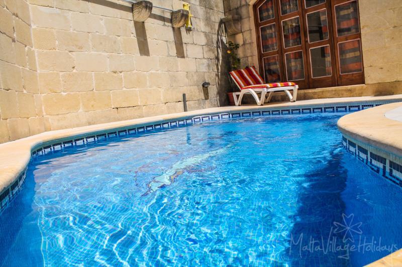 Tal Bniet Rustic Villa With Pool MaltaVillageHolidays