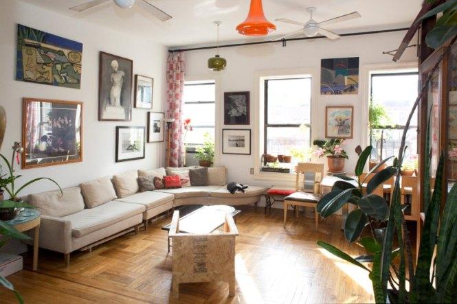 Nyc Lower East Side Manhattan 3 Bedroom Loft Apt