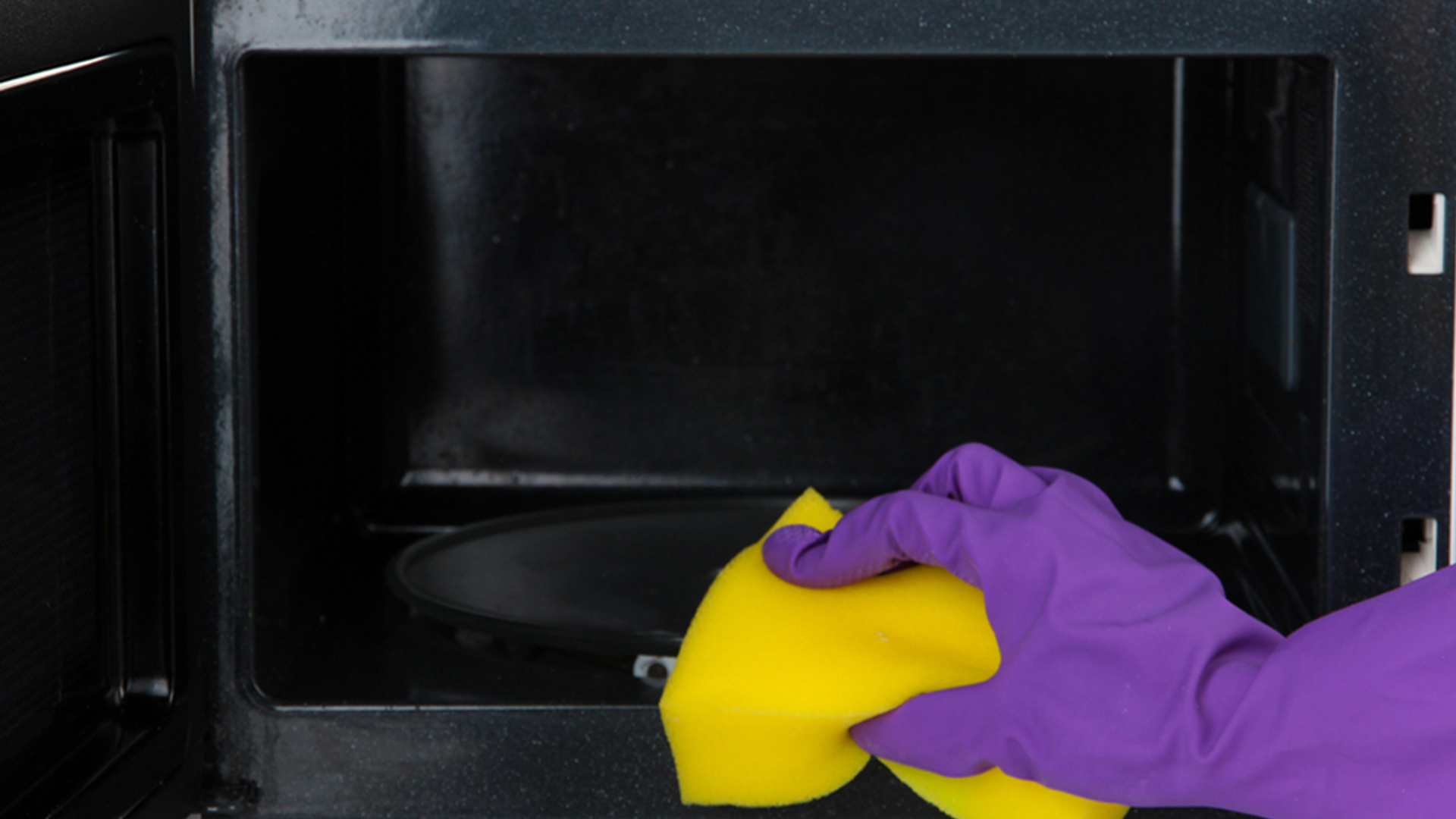 how to clean a microwave with vinegar and other hacks today