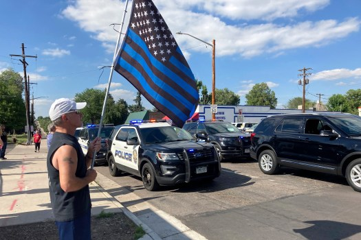 Colorado man who intervened after ambush on officer was fatally shot by police 2
