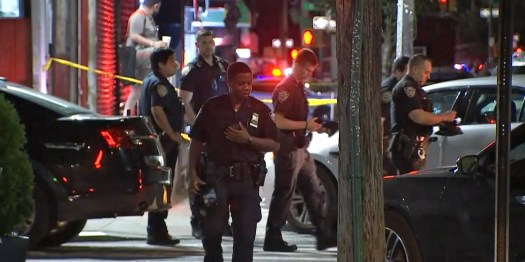 10 people shot in alleged gang attack in New York City, police say 2