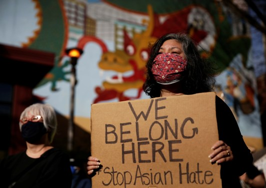 The model minority myth says all Asians are successful. Why that's  dangerous.