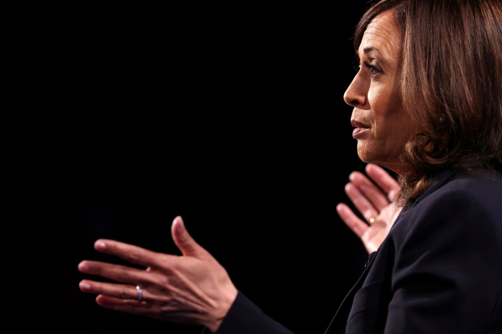 KAMALA KEEPS LIST OF JOURNALISTS WHO DON'T RESPECT HER LIFE EXPERIENCES