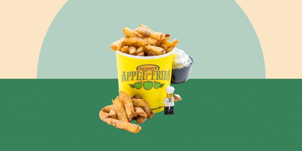 Granny's Apple Fries