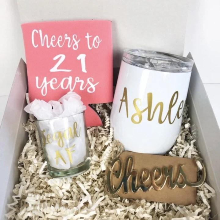 30 21st Birthday Gift Ideas