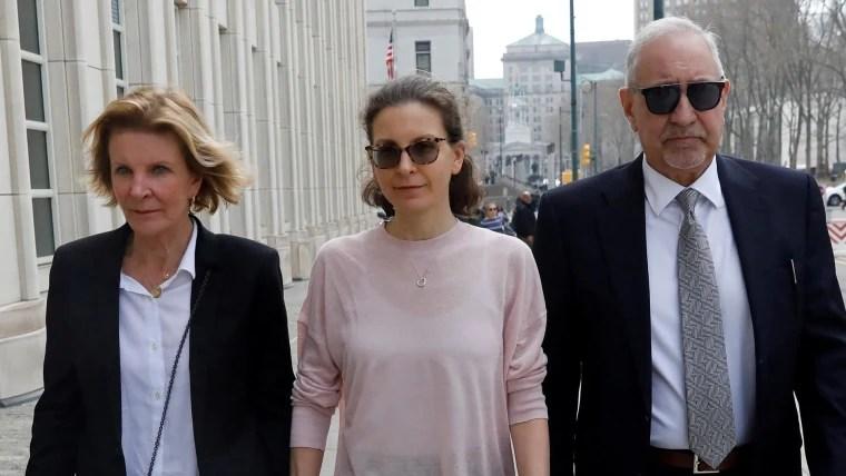NXIVM co-founder Nancy Salzman sentenced to 3.5 years in prison