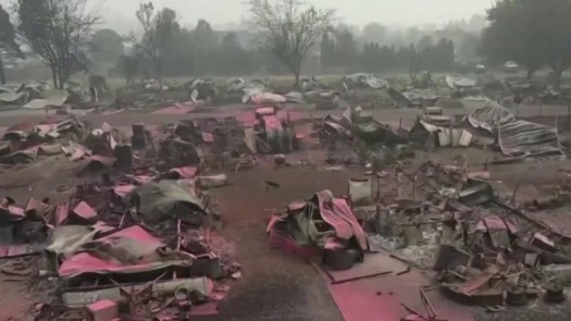 Couple charged in deadly California wildfire sparked during gender reveal 2