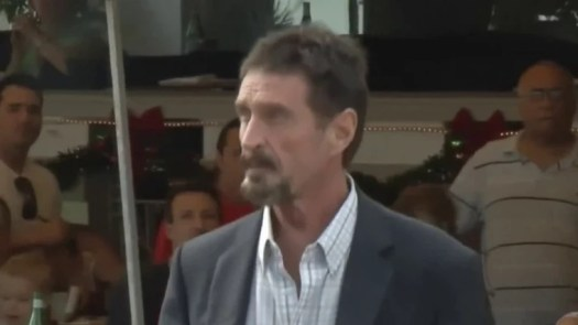 John McAfee was once the face of cybersecurity. Then his life spiraled. 2