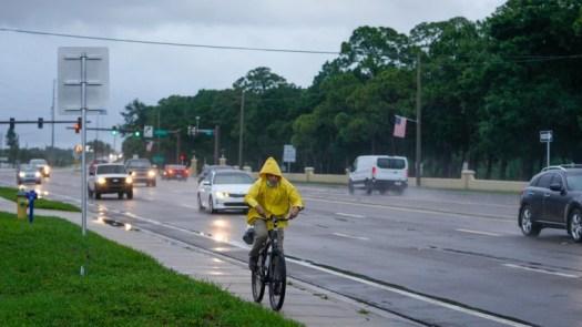 Tropical Storm Elsa makes landfall on north Florida's Gulf Coast 3