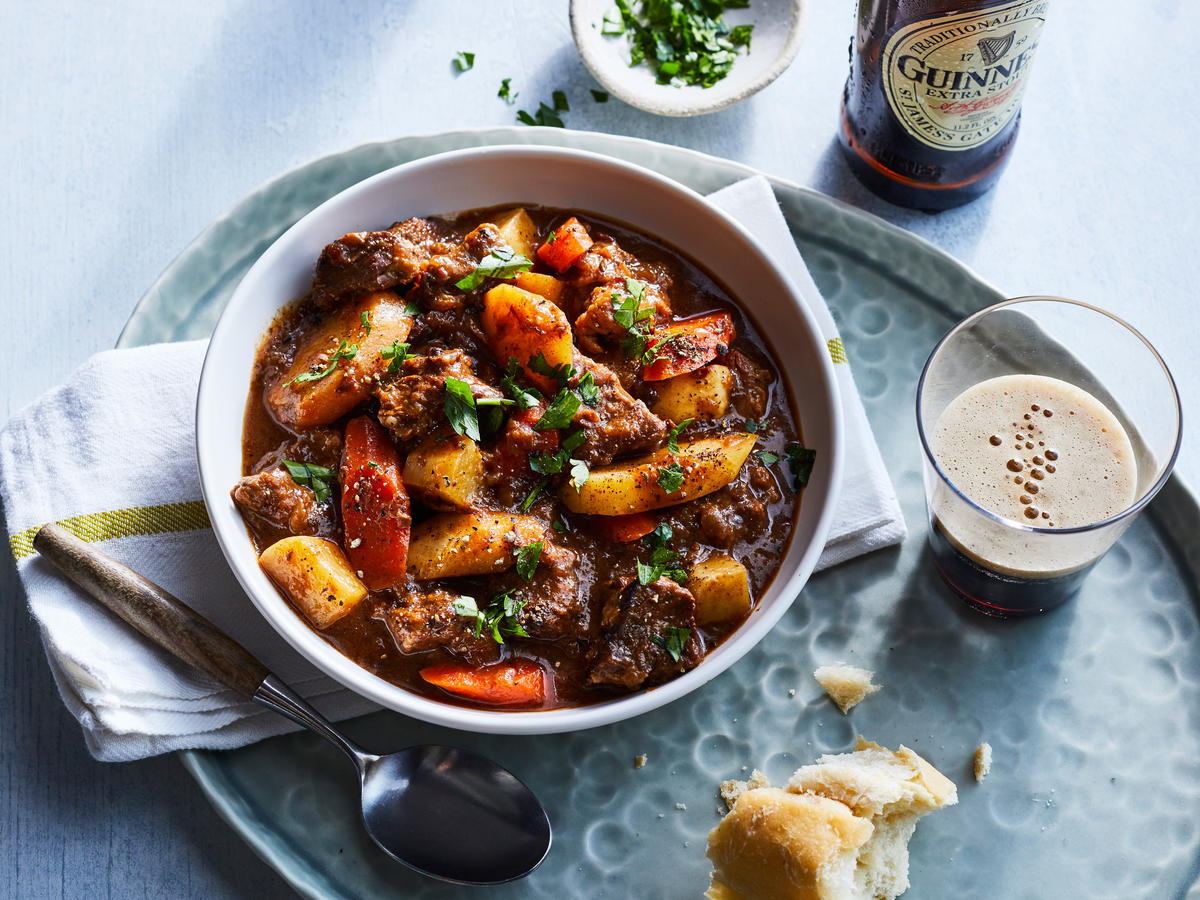 beef stew, Guiness stew