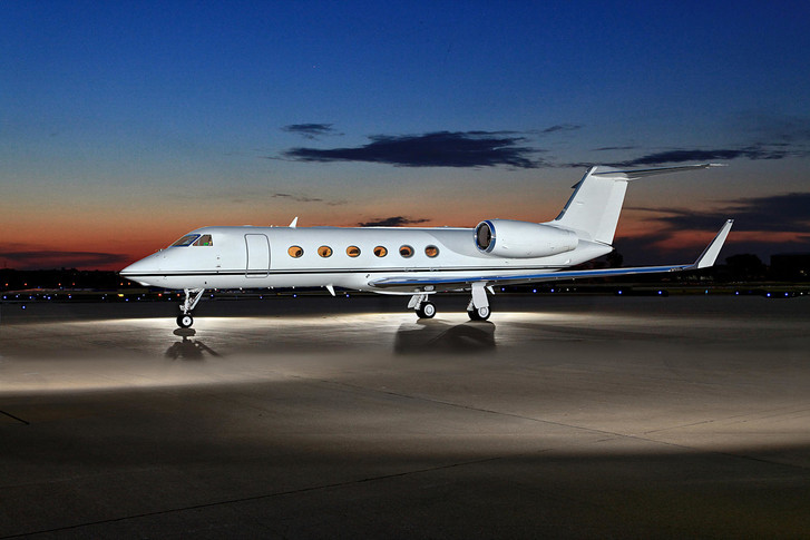 Gulfstream, airplane