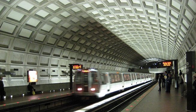 DC Metro Rush Hour Promise