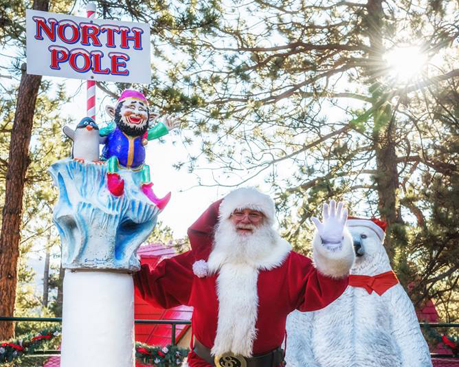day trip to the north pole