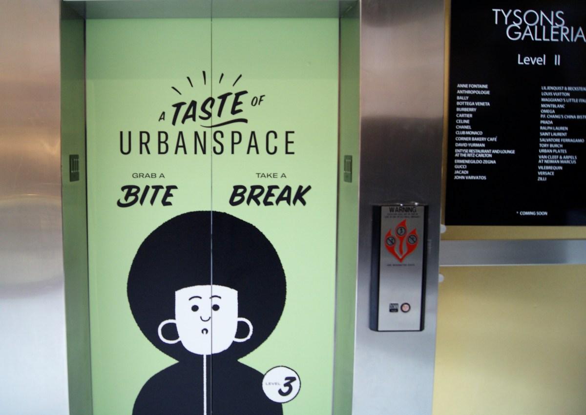 A Taste of Urban Space