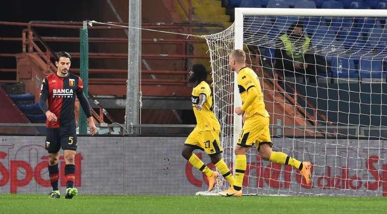 Genoa vs Parma Calcio (Serie A) Highlights November 30, 2020 VIDEO