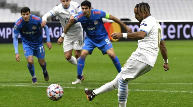Marseille vs Olympiacos (Champions League) Highlights December 1, 2020 VIDEO