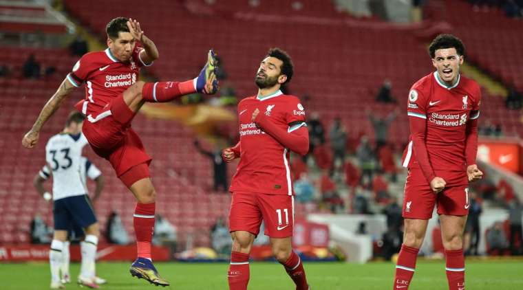 Liverpool vs Tottenham Hotspur Highlights ENGLAND: Premier League - Round 13