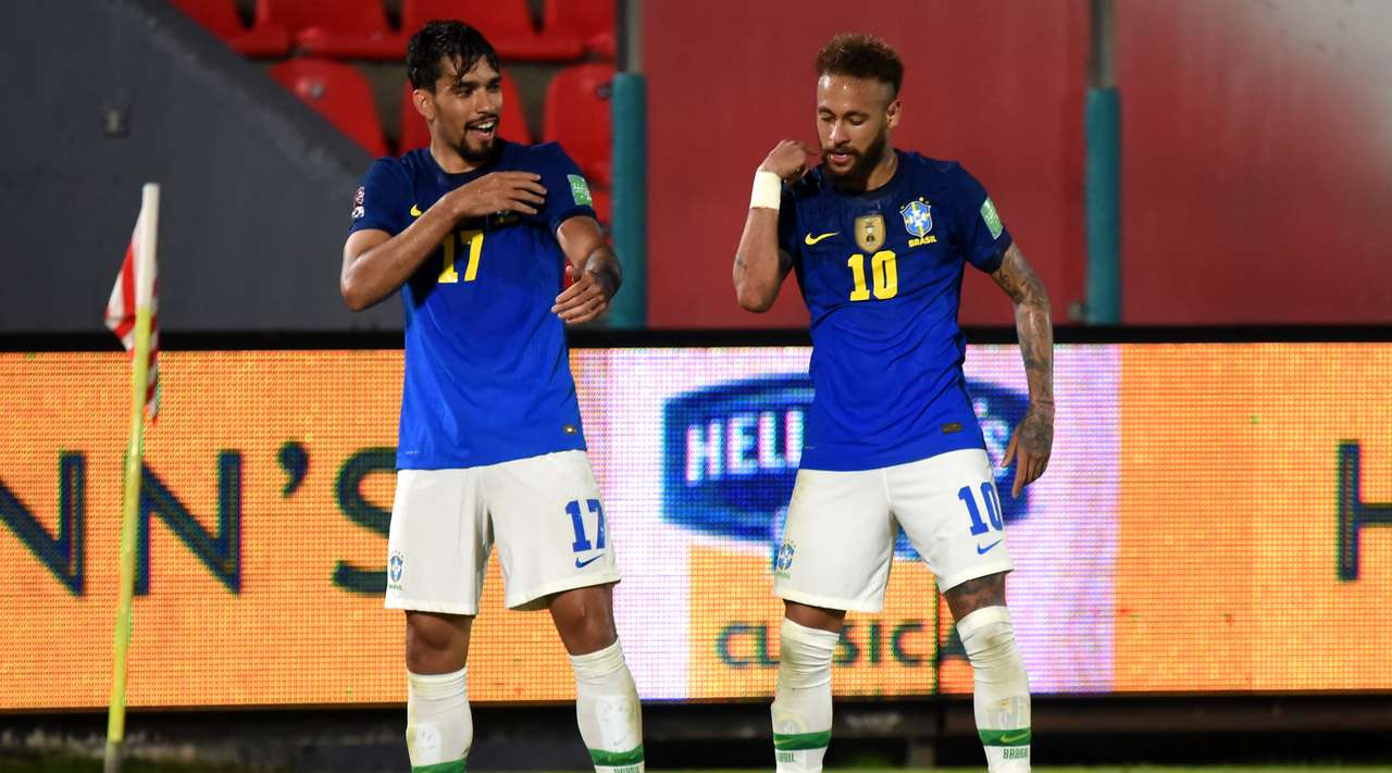 Paraguay vs Brazil Highlights & Full Match 09 June 2021