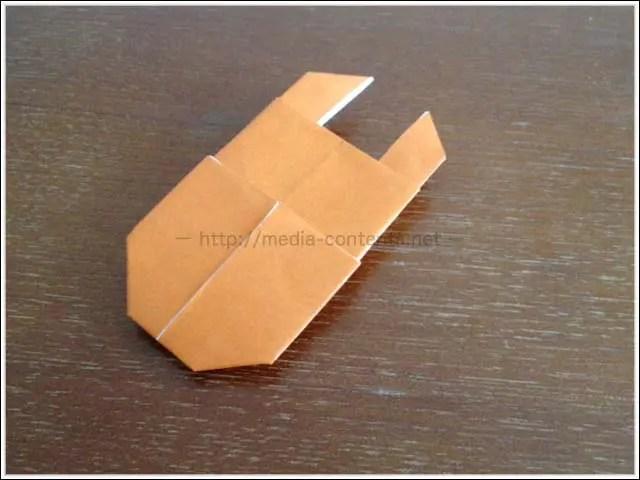 折り紙で作るクワガタの簡単な折り方!夏の季節にピッタリ♪