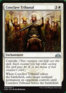Image result for conclave tribunal mtg