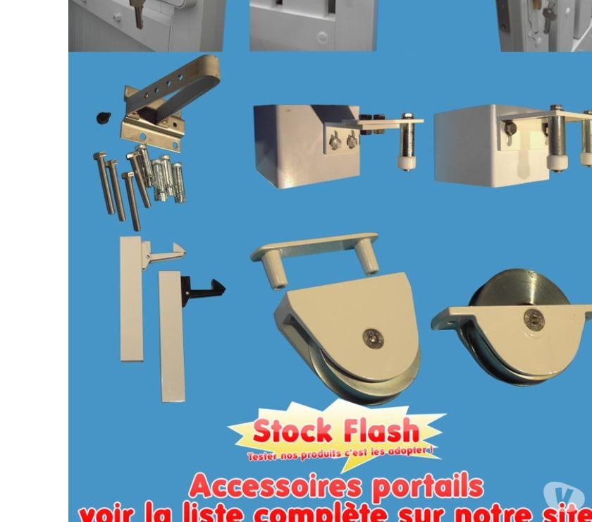 Accessoire Portail Coulissant Coex 85220 Materiel Pas Cher D Occasion Vivastreet