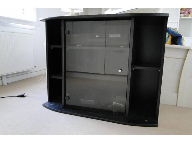 meuble tv avec porte vitree illkirch