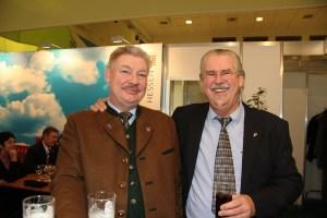 Franz Fritz, Tourismus-Direktor aus Grainau/Zugspitze