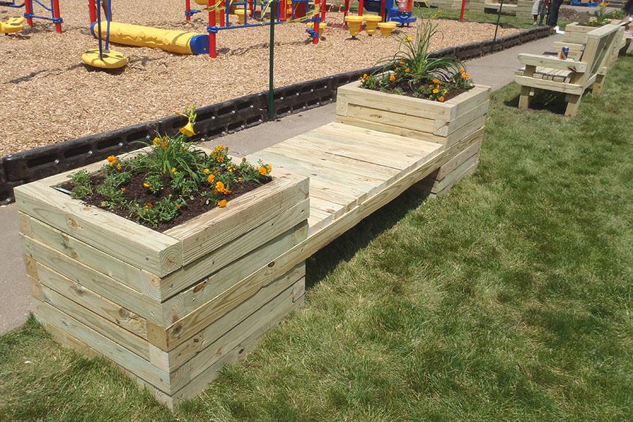 Above Ground Garden Box Diy