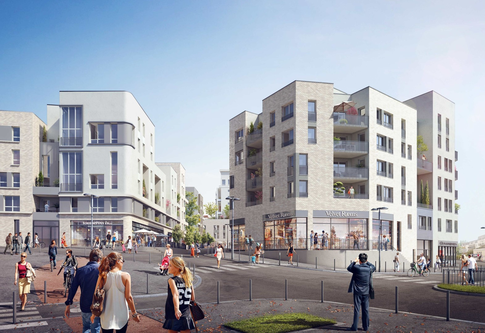 Programme Immobilier Neuf Appartement Louvres