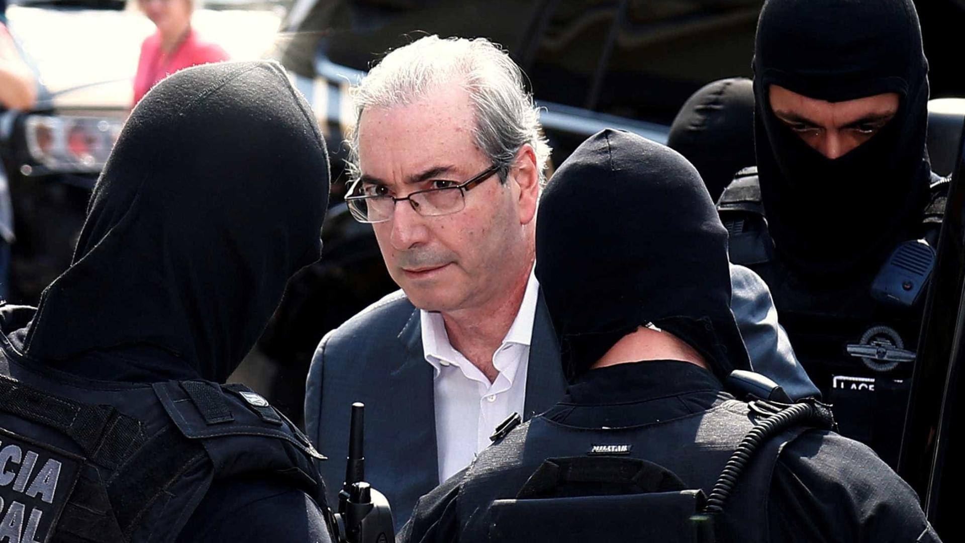 STJ mantém Eduardo Cunha na prisão