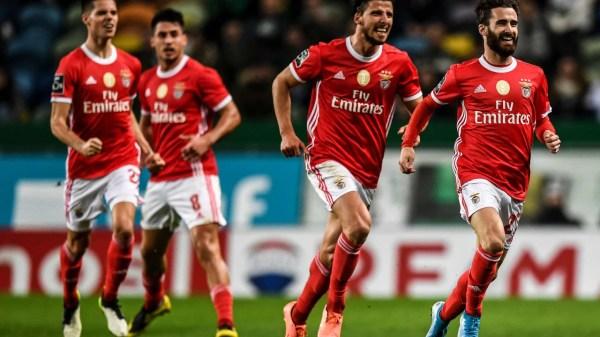 A solução do dérbi estava no banco: As notas do Sporting-Benfica