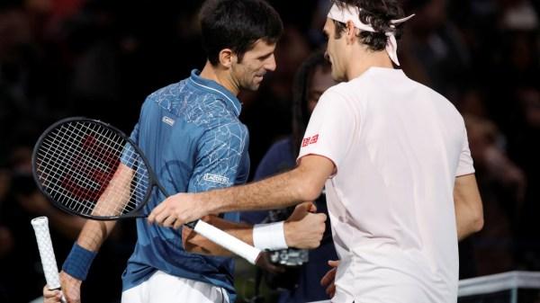 Nadal, Federer e Djokovic estendem a sua relação... até no Whatsapp