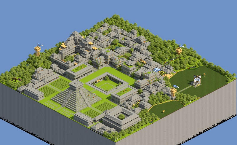 Mcpe Minecraft Servers