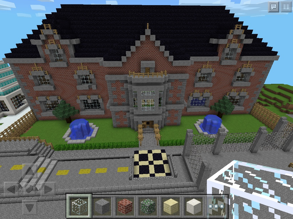 New York City High School MCPE Show Your Creation